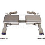 GTHAUS GT Racing Exhaust- Titanium- BM0422202-2