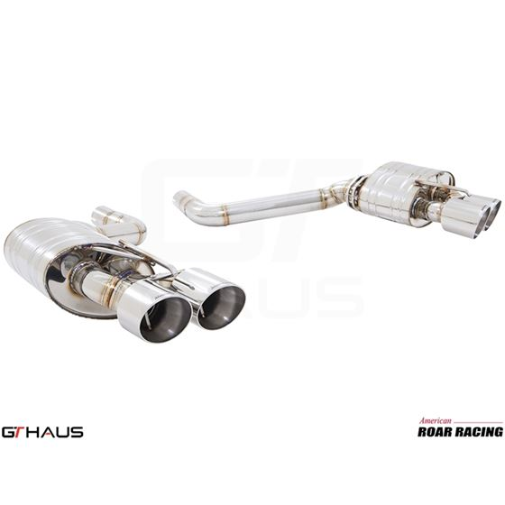 GTHAUS Roar Racing series GTS Exhaust (Factory c-2