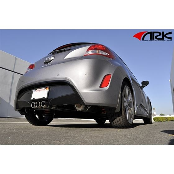 Ark Performance DT-S Exhaust System (SM0703-0112-4