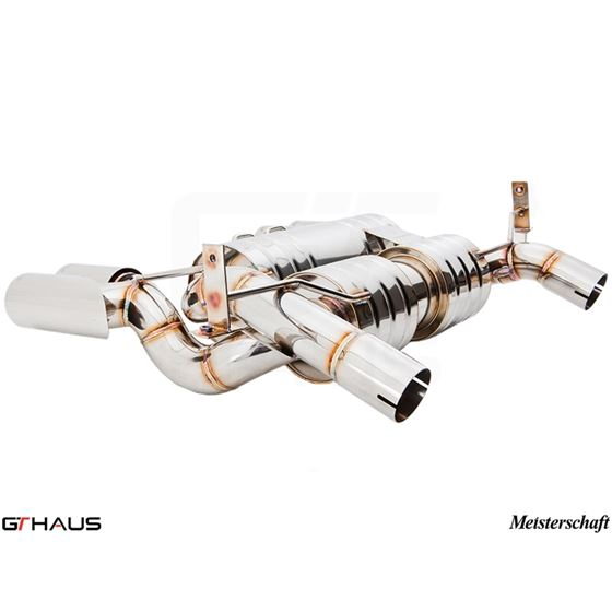 GTHAUS HP Touring Exhaust (Includes SUS SR Pipes-4