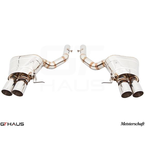 GTHAUS GTS Exhaust (Ultimate Performance)- Titan-4