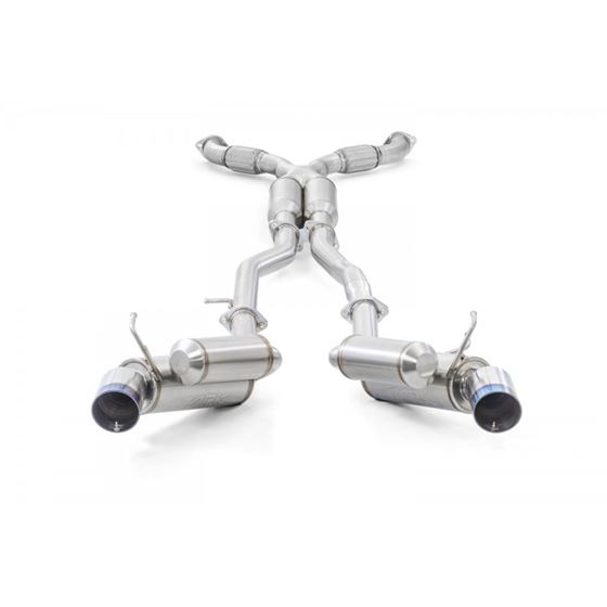 Ark Performance Grip Exhaust System (SM0900-0030-4