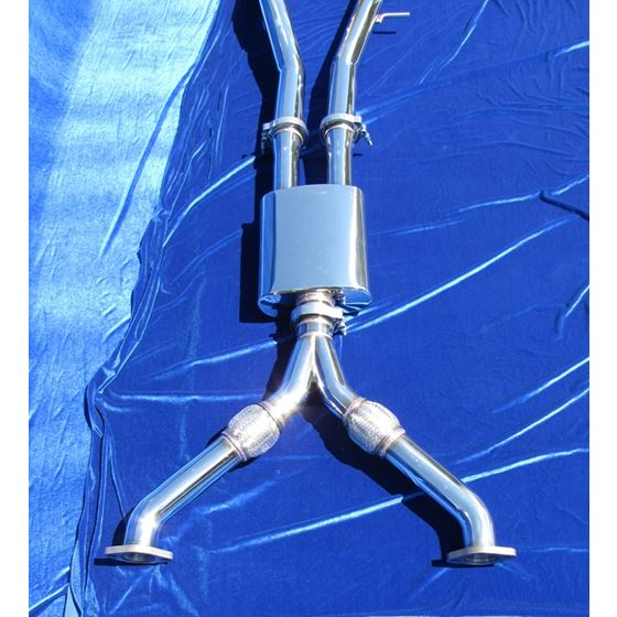 Motordyne TDX - 2 Exhaust (MD - 004/033/034)-2