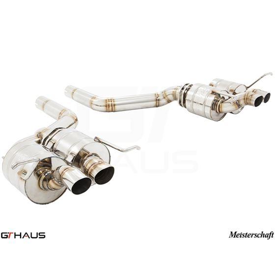 GTHAUS GTS Exhaust (Meist Ultimate Version)- Sta-2