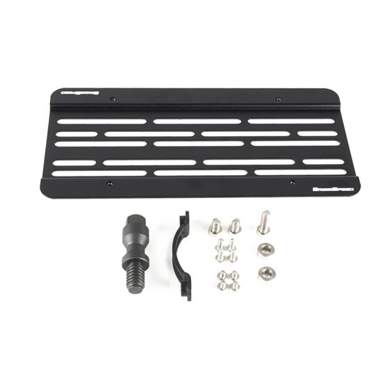 GrimmSpeed License Plate Relocation Kit -  Ford-2