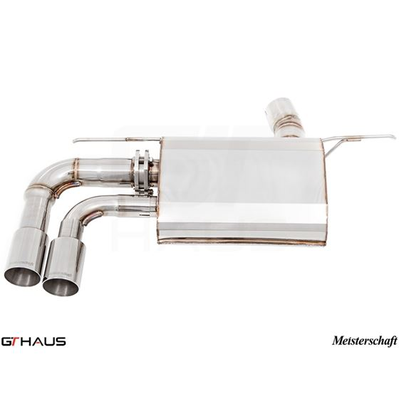 GTHAUS Super GT Racing Exhaust (Ultimate Perform-2