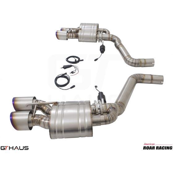 GTHAUS Roar Super Racing Series GTC Exhaust (E.C-4