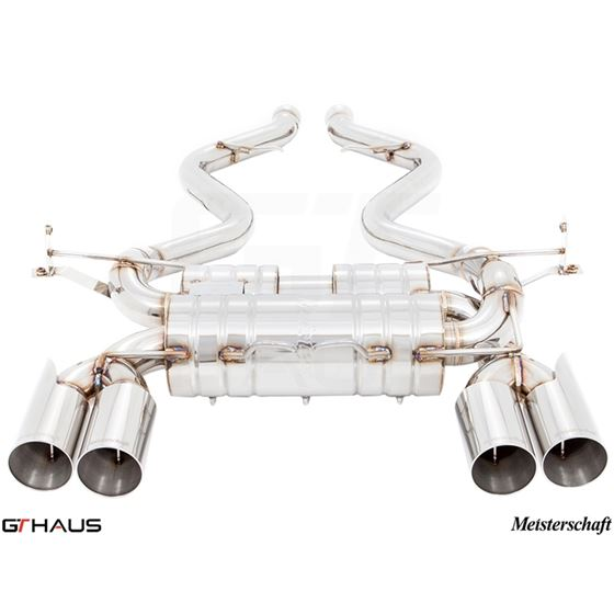 GTHAUS GT2 Racing Exhaust (Includes SUS SR Pipes-2