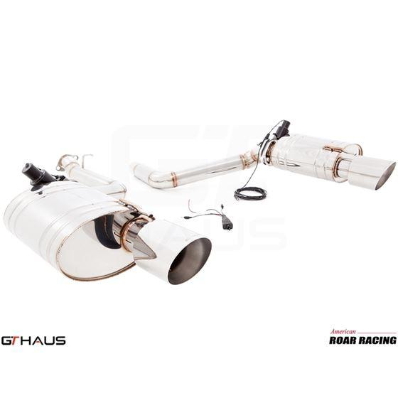 GTHAUS GTC Exhaust - Roar Super Racing series- S-4