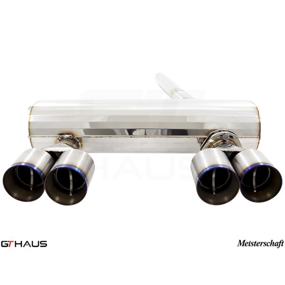 GTHAUS GTS Exhaust (Ultimate Performance) includ-4