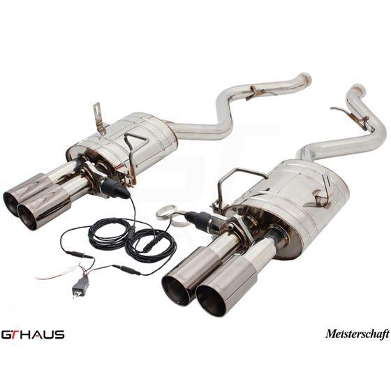 GTHAUS GTC Exhaust (EV Control) : Includes SUS S-4