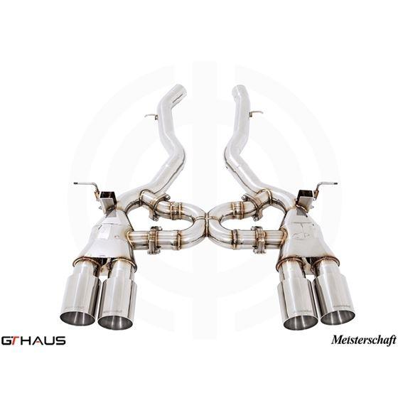 GTHAUS GT2 PKG (Super GT + GT package) Exhaust-2