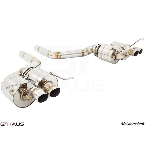 GTHAUS GTS Exhaust (Meist Ultimate Version)- Sta-2