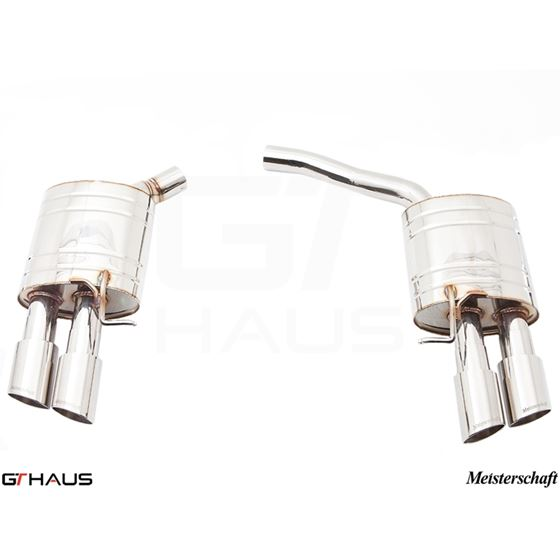 GTHAUS HP Touring Exhaust- Stainless- AU0711104-2