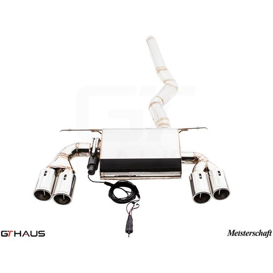 GTHAUS GTC Exhaust (EV Control) Includes Optiona-4