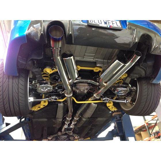 Motordyne TDX - 2 Exhaust (MD - 004/033/034)-4