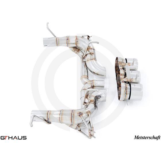 GTHAUS Super GT Racing Exhaust (Meist Ultimate v-2