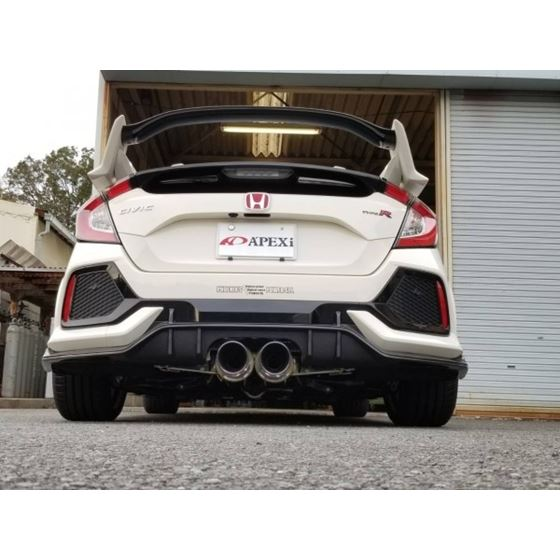 APEXi® 164-KH02- N1 Evolution-X Exhaust Sys-2