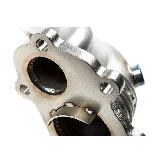 """GrimmSpeed Downpipe 3"""" Catted - 08-14 WRX,-4"""