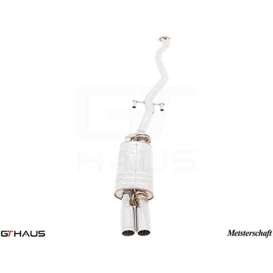 GTHAUS GTS Exhaust (Meist Ultimate Version) FULL-2