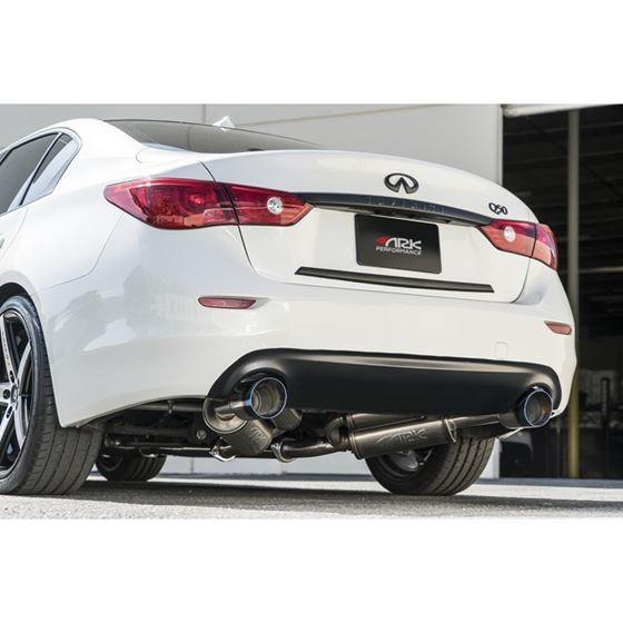Ark Performance Grip Exhaust System (SM1106-0207-2