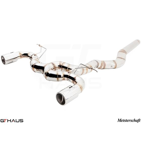 GTHAUS Super GT Racing Exhaust (Ultimate Perform-4