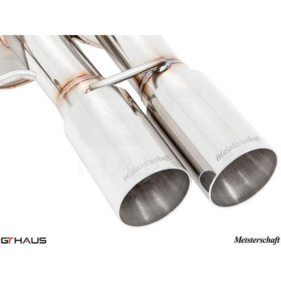 GTHAUS GT Racing Exhaust- Titanium- BM0922201-2