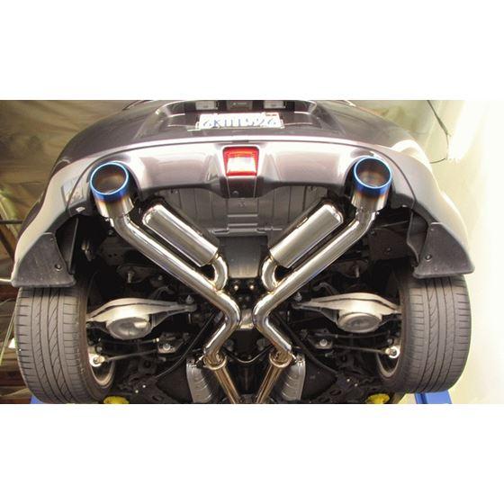 Motordyne Shockwave E370 Catback Exhaust System-4