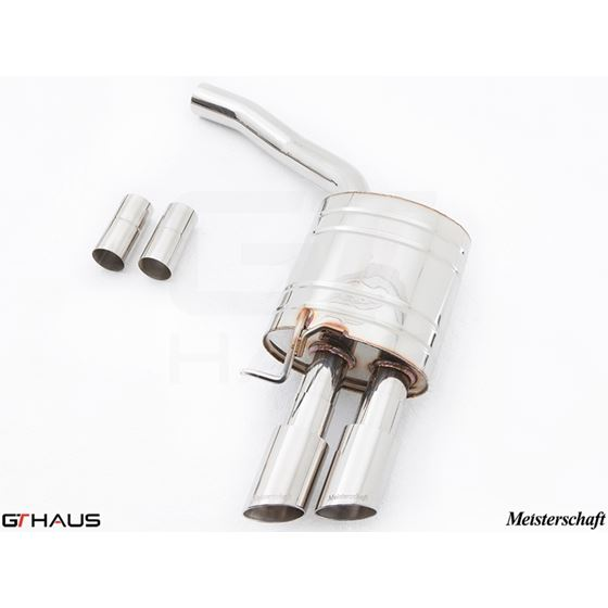 GTHAUS HP Touring Exhaust- Stainless- AU0621104-4