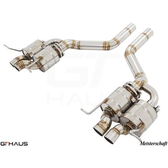 GTHAUS GTS Exhaust (Meist Ultimate Version)- Sta-4