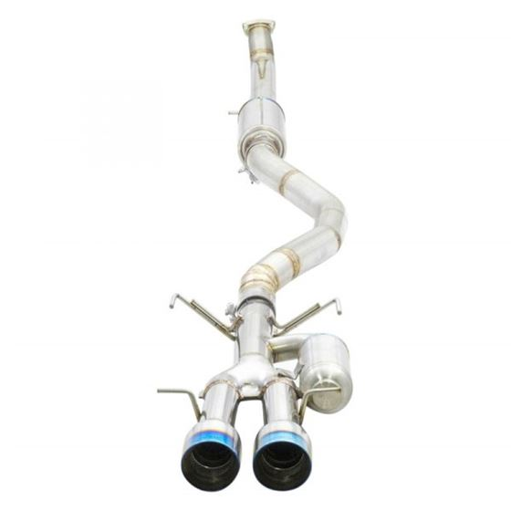 Ark Performance Catback Exhaust Systems(Polished-2