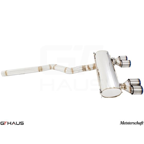 GTHAUS GTS Exhaust (Ultimate Performance) includ-2
