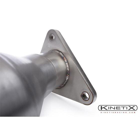 Kinetix Racing High Flow Catalytic Converter Set-2