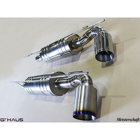 GTHAUS GTS Exhaust (Ultimate Track Performance)-2