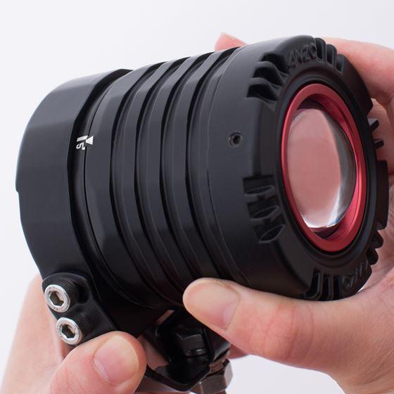 ANZO Universal Adjustable Round LED Light (86118-2