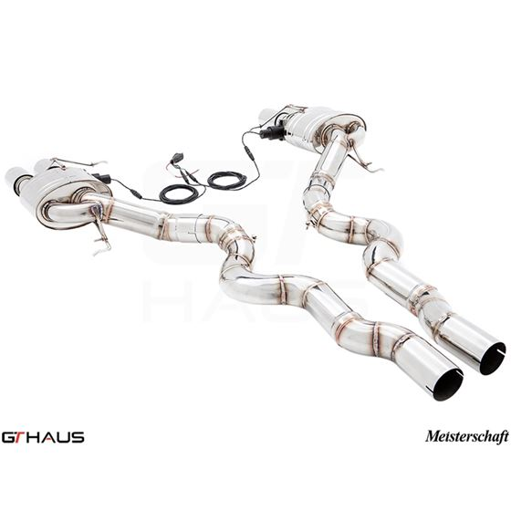 GTHAUS GTC Exhaust (EV Control) (Ti Rear unit +-4