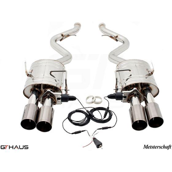 GTHAUS GTC Exhaust (EV Control) : Includes SUS S-2