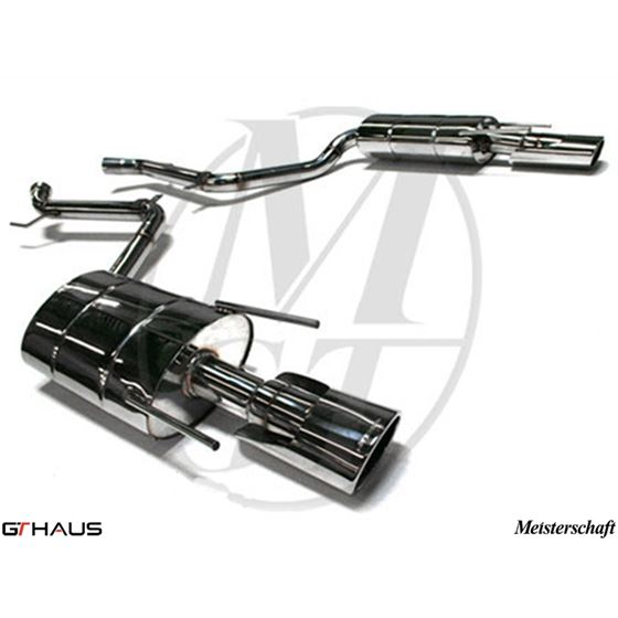 GTHAUS HP Touring Exhaust- Stainless- ME0811131-2