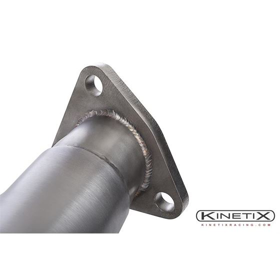 Kinetix Racing Test Pipe With In - Line Resonato-2