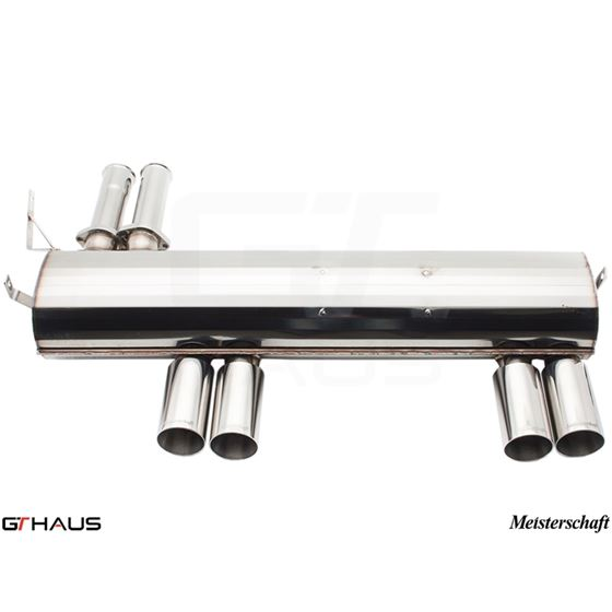 GTHAUS HP Touring Exhaust- Stainless- BM0211104-2
