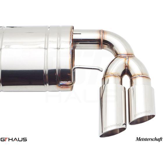 GTHAUS GTS Exhaust Ultimate Racing- Titanium- AU-4