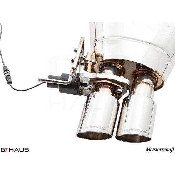 GTHAUS GTC Exhaust (EV Control)- Titanium- BM113-2