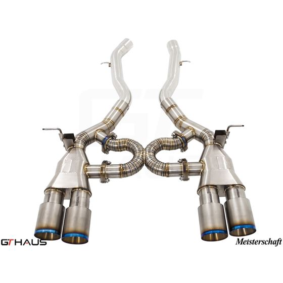 GTHAUS GT2 PKG (Super GT + GT package) Exhaust-2