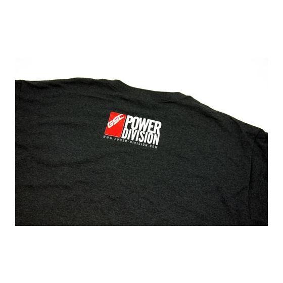 GSC Power-Division Logo Men's T-Shirt-Large-2