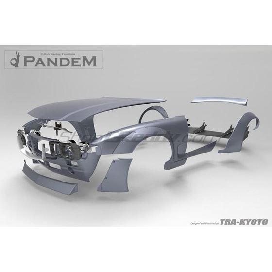 PANDEM RX-7 BOSS FRONT BUMPER  (17040301)-2