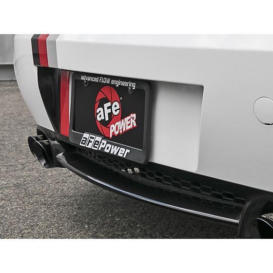 aFe Promotional POWER License Plate Frame (40-10-2