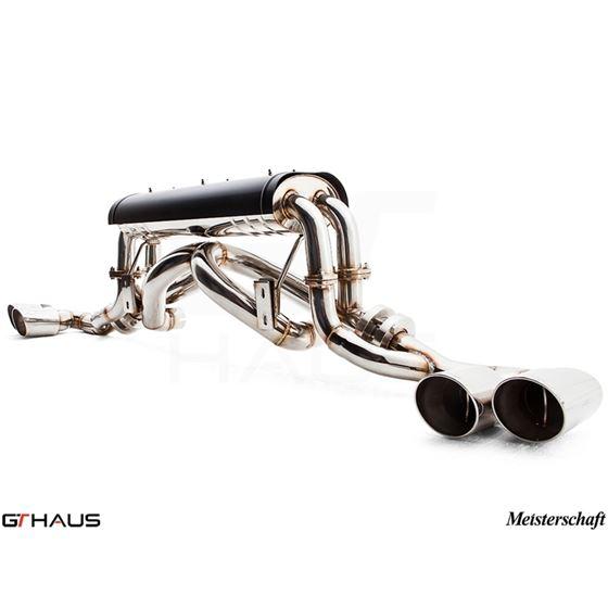 GTHAUS GT Racing Exhaust (Meist Ultimate version-4