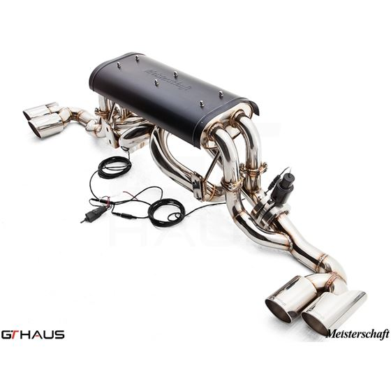 GTHAUS GTC Exhaust EV Control- Stainless- FE0111-4
