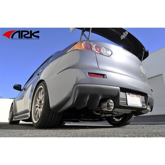 Ark Performance DT-S Exhaust System (SM1801-0103-2