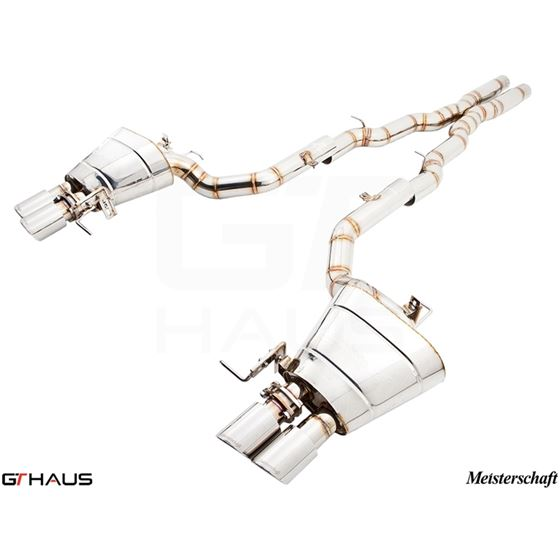 GTHAUS GTS Exhaust (Ultimate Performance)- Titan-2